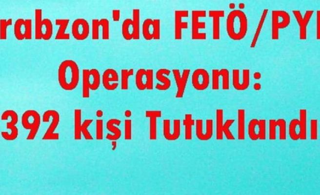 Emniyet'te Dev, FETÖ/PYD Operasyonu